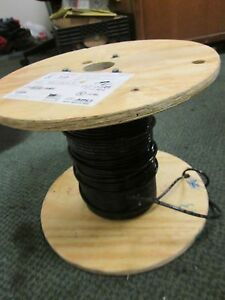 Abci Building Wire Ez wire Bez00819blk 8 Awg 19 Strand 600v Approx 164 Ft Used