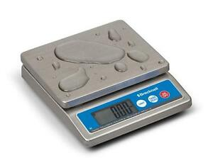 New Model 6030 Washdown Stainless Portion Scale 10 Lb X 0 002 Lb By Brecknell