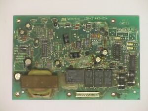Groen 096882 Water Level Control Circuit Board Mh12610 Lgn s1442 024