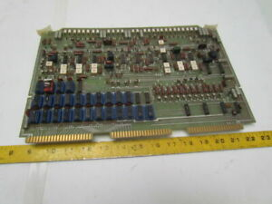 Bridgeport Controls Fdr 022430 b 1925916 Pc Circuit Board Cnc Mill