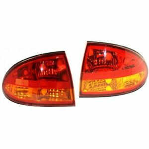New Tail Lights Lamps Set Of 2 Driver Passenger Side Olds Lh Rh Alero Pair