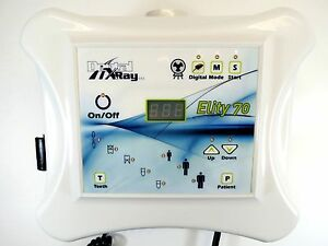 Dental Elity 70 X ray Mobile Mount 2 Years Warranty Fda Approved Device
