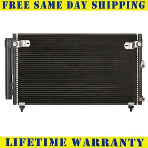 Ac A c Condenser For Lexus Fits Is300 3 0 V6 6cyl 3076