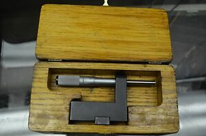 Precision Cnc Machinist Lathe Mounting Block Jt Slocomb 0 25 Mm Micrometer Head