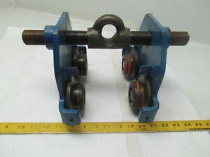 Tractel V5019 Fall Protection Anchor Beam Trolley 2 3 To 8 7 Width 310lbmax