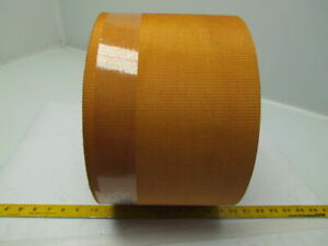 2 Ply Diamond Top Incline Conveyor Belt 8 wide 37ft Long 9 32 Thick