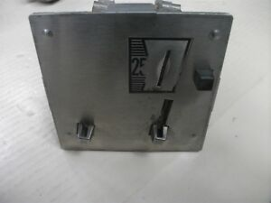Coin Drop Airpax Series 200 25c And 10c Coin Acceptor