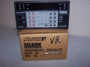 Reliance Electric 45c950 Shark Xl Programmer New In Box