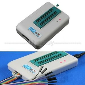 Sp8 a High Speed Usb Programmer Eeprom Flash Isp 40 Pin 24 25 93 Ic Chip Bios