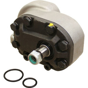 527397r93 Hydrualic Pump For Interantional 706 806 1066 1086 1566 2756 Tractor