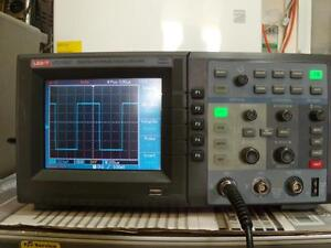 B k Precision 2530b Digital Storage Oscilloscope good Working Calibrated
