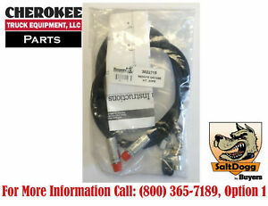 Saltdogg buyers Products 3022215 Shpe Series Remote Grease Kit
