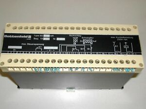 Battenfeld Sg24mr Relay Module Used o10 5