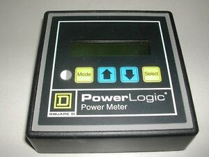 Square D Power Logic 3020 Model Pmd 32 Used o10 8