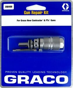 Graco New Contractor And Ftx Gun Repair Kit 288488 288 488