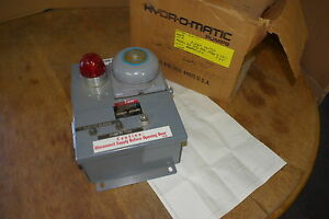 New Hydromatic Pump Control 60342 00 free Shipping
