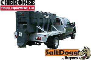 Saltdogg buyers Products Shpe3000ch Bulk Salt 50 50 Salt sand Mix Spreader Bll