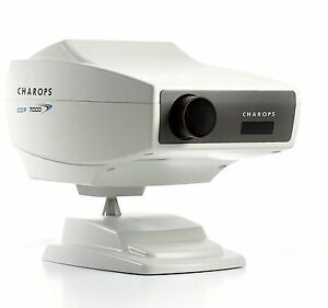 Automatic Chart Projector Ccp 7000 By Huvitz Coburn Technologies