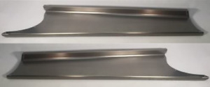 Chevrolet Chevy Pickup Truck Panel Delivery Steel Running Board Set 1939 1940