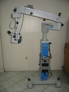 Zeiss Universal S3 Opmi 6 cfc Xy Surgical Microscope