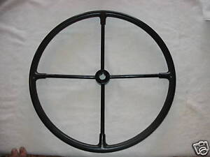 Case La 500 600 Tractor O7778ab 07778ab 4 Spoke 20 Steering Wheel