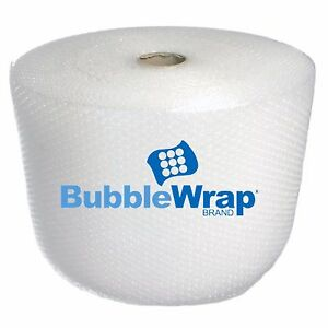 Official Sealed Air Bubble Wrap 1400 Ft Roll 3 16 Small Bubble 12 Perf