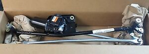 New Oem Windshield Wiper Motor With Linkage Fits Explorer Aviator Mountaineer