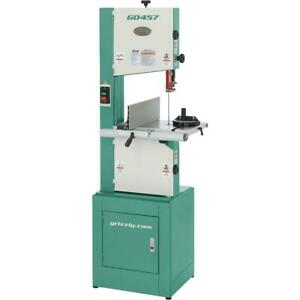 G0457 Grizzly 14 2 Hp Deluxe Bandsaw