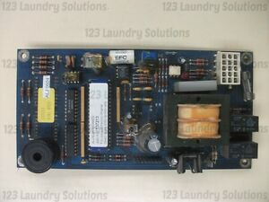 Adc Dryer Phase 5 Coin 5 Board P n 137213 used