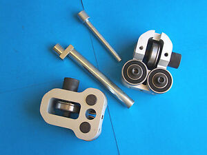 Oliver 416 Band Saw Set Of Guides Upper Lower Studs