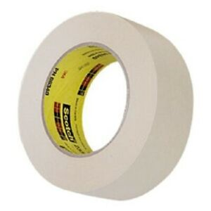 3m 6340cs 2in Scotch Classic Automotive Refinish 233 Masking Tape