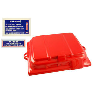 1948 1949 1950 1951 1952 Ford Tractor 8n Battery Cover