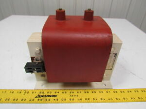 Josef Betschart Ag Tuv 168a Singlephase High Voltage Transformer