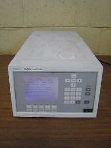Millipore Waters 600s Hplc Multisolvent Delivery System Controller Free Shipping