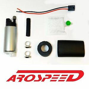 Arospeed 255 Lph High Flow In Tank Fuel Pump Install Kit 94 98 Toyota Supra
