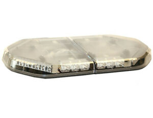 Buyers Products 88930243 24 Modular Light Bar 3 Amber Modules 3 Clear