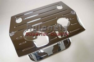 Chrome Aluminum Ball mill Battery Tray 4 Post Optima Group 34 78 Hold Down Rod