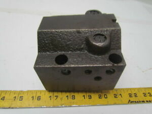 Hyundai Hit 15s 45442 Cnc Lathe Turret Tool Tooling Holder