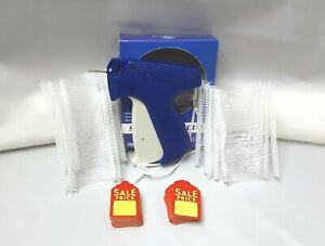Clothing Price Tagging Tag Tagger Gun With 1000 Pins Fasteners 100 Sales Tag