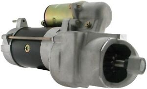 New Chevy Gmc Truck Starter 6 2 6 5 Diesel High Torque 1113296 6469