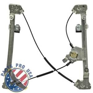 Front Right Window Lifter Regulator Without Motor For Ford F 150 6l3z1823200ba