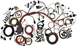 1961 64 Chevrolet Impala Classic Wiring Complete Update Kit 510063
