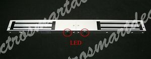 800 Lb X 2 Double Door Extra Strength Electric Magnetic Lock led Working Light