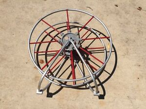 Seco Fire Hose Reel Rare Item New Out Of Box