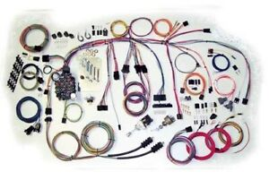 1960 66 Chevrolet Truck Classic Update Wiring Harness Complete Kit 500560
