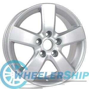 New 16 Alloy Replacement Wheel For Volkswagen Jetta 2008 2009 2010 Vw Rim 69872