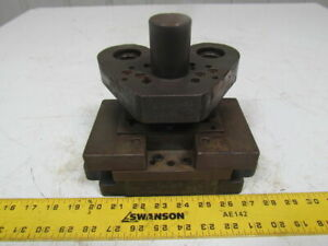 Danly Precision Cat No D 131 Punch Press 2 Post Die Set Die Shoe