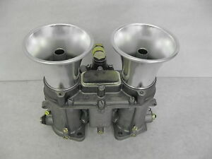 Air Horn Velocity Stack Weber 48 Ida Carburetor