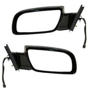 Chevy Blazer C k Pickup Truck Power Rear View Mirror Left Right Side Set Pair
