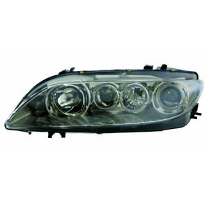 06 08 Mazda 6 Headlight Headlamp Front Head Light Lamp Left Driver Side Dot Sae